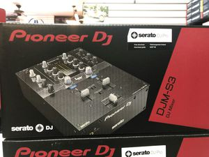 Pioneer djm-s3 on sale today for 449 each for Sale in South Gate, CA