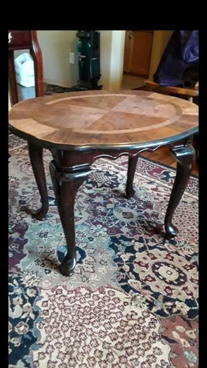 Living room tables endtable wooden coffee for Sale in Portland, OR