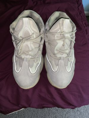 Yeezy 500 size 13 and Bape hoodie for Sale in Clinton, MD