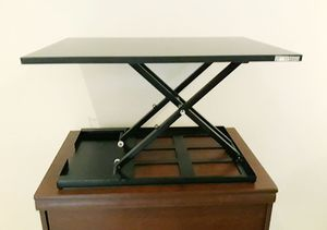 "Stand Steady X-Elite Pro Height-Adjustable Sit/Stand Desk Riser 28""x20"" for Sale in Dallas, TX"