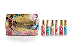 Anthropologie Illume Go Be Lovely Perfume Fragrance Set - Eau So Lovely - 6 ct for Sale in Seattle, WA