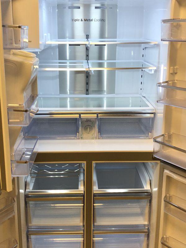 Samsung Family Hub 4 Flex Door Triple Metal Cooling 4