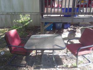 Patio furniture for Sale in Marietta, SC