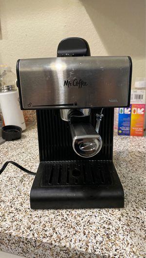 Mr. Coffee Espresso maker for Sale in Pomona, CA