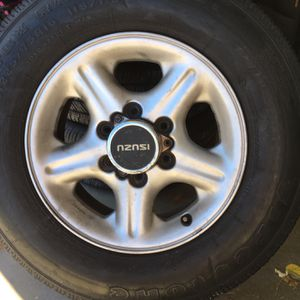 16 Inch Rims For Isuzu Chevy Gm Gmc for Sale in Las Vegas, NV