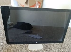 Apple monitor large for Sale in Menifee, CA