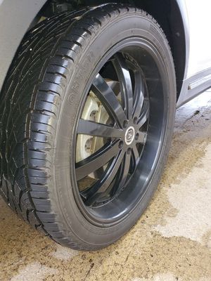 22 inch rims for Sale in Westchester, IL
