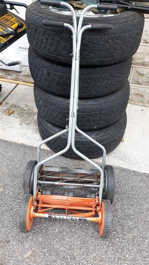 AMERICAN LAWN MOWERS for Sale in Baltimore, MD