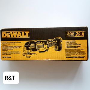 DEWALT 20-Volt MAX Cordless Brushless Oscillating Tool (Tool Only) for Sale in Fullerton, CA