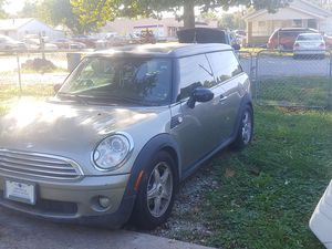 08 mini cooper clubman for Sale in Indianapolis, IN