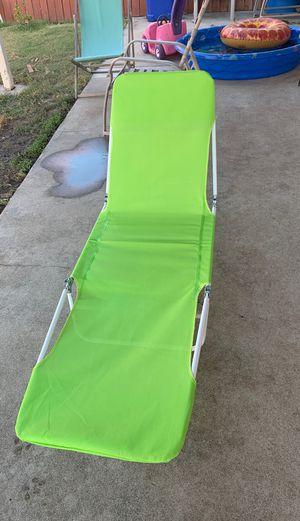 Silla de playa nueva verde 6 disponibles nuevas for Sale in La Puente, CA