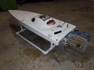 Rc gas boat for Sale in Glendora, CA