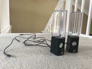 SoundSOUL Water Speakers WITH BOX for Sale in Lynchburg, VA