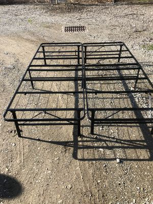 Portable bed frame for Sale in Cleveland, OH