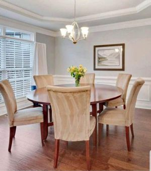 Dining table set with 11 chairs for Sale in Lawrenceville, GA