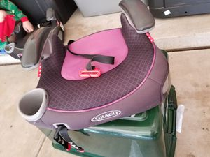 Graco booster seat for Sale in Goodyear, AZ