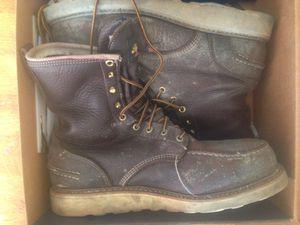 Thorogood Steel-Toe Work Boots for Sale in Seattle, WA