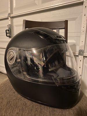Scorpion EXO-400 helmet Medium Black for Sale in Covington, WA