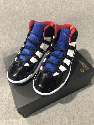 NEW Kids Jordans SZ 2Y Jordan Max Aura for Sale in Grayslake, IL