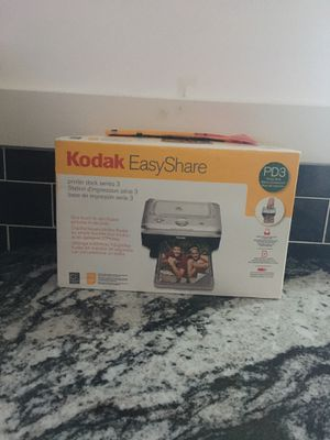 Kodak EasyShare photo dock for Sale in Glenolden, PA