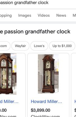 Grandfather Clock 🕰 for Sale in Los Angeles,  CA