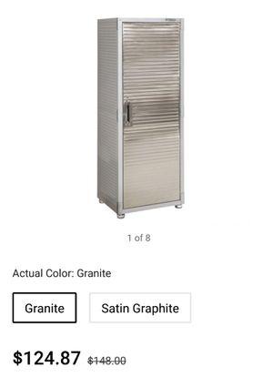 Heavy duty tall storage cabinet for Sale in Springfield, MI