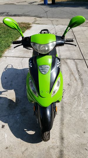 2008 Shenk 50cc scooter for Sale in Newark, CA