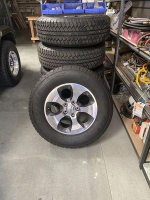 Jeep wheels & tires for Sale in San Juan Capistrano, CA