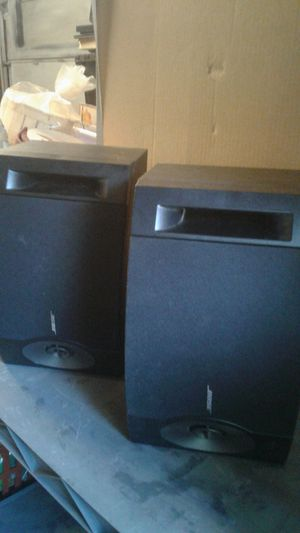 Bose speakers for Sale in Simi Valley, CA