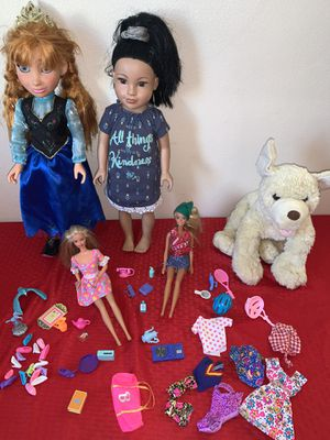 Girls toys for Sale in Montclair, CA