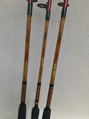 UGLYSTIK FISHING RODS for Sale in Long Beach, CA