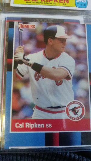 Cal ripken jr super error cut for Sale in Fall River, MA