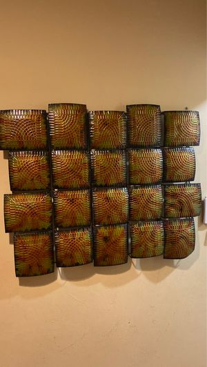Decorative wall metal for Sale in Arcadia, CA