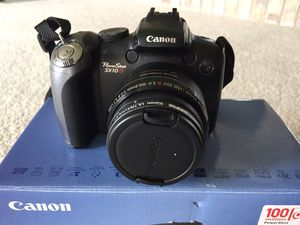 Canon PowerShot SX10 IS for Sale in Knoxville, TN