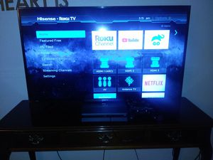 43in 4k Ultra Hd tv for Sale in Sarasota, FL
