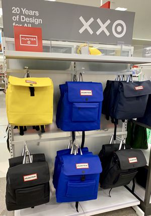 BRAND NEW Hunter Backpack (Target's 20th Anniversary collaboration) for Sale in Aurora, IL