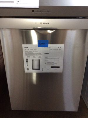Bosch dishwasher/ scratched/ $450 by appointment for Sale in Orient, OH