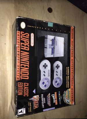 Super Nintendo (MINI) not the old one for Sale in Nashville, TN