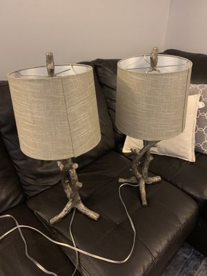 Lamps (from TJ Maxx) for Sale in Forest, VA