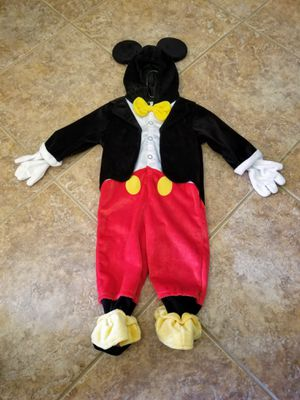 DISNEY STORE MICKEY MOUSE HALLOWEEN COSTUME for Sale in Murrieta, CA