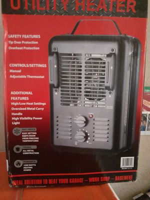 Heater *pending pick up* for Sale in Escondido, CA