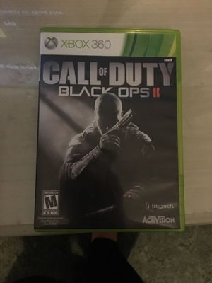 Call of duty black ops 2 and back ops 1 for Sale in Penndel, PA