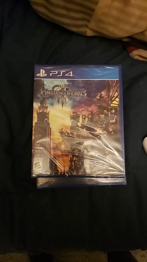 Kingdom hearts 3 mass effect for Sale in Tampa, FL