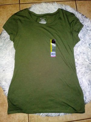 NEW Damaged Olive Green Shirt Size Large (11-13) for Sale in Rialto, CA