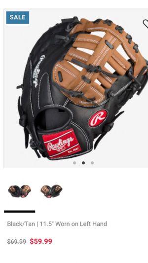 Rawling baseball glove for Sale in Homestead, FL