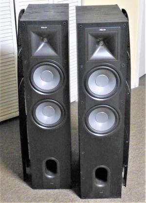 KLIPSCH Tower Speakers - 600 Watts for Sale in Aurora, CO