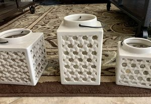 Ceramic candle holder for Sale in Surprise, AZ