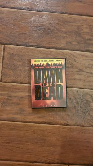 DVD - Dawn of the Dead for Sale in San Clemente, CA