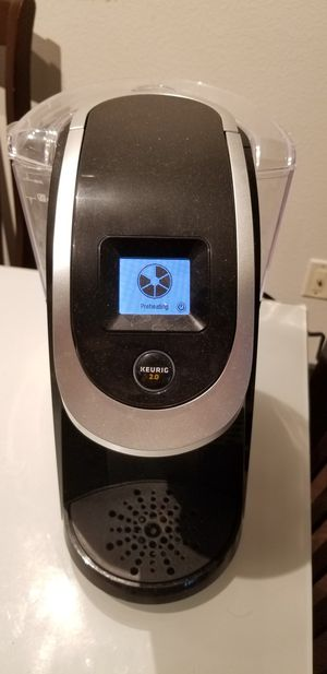 Keurig Coffee Maker with Free K-Cups for Sale in Irving, TX