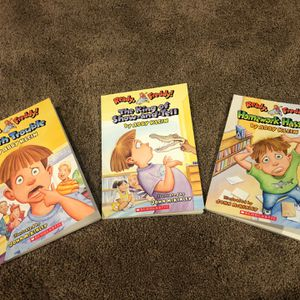 Set Of 3 Ready Freddy Books for Sale in Tinley Park, IL